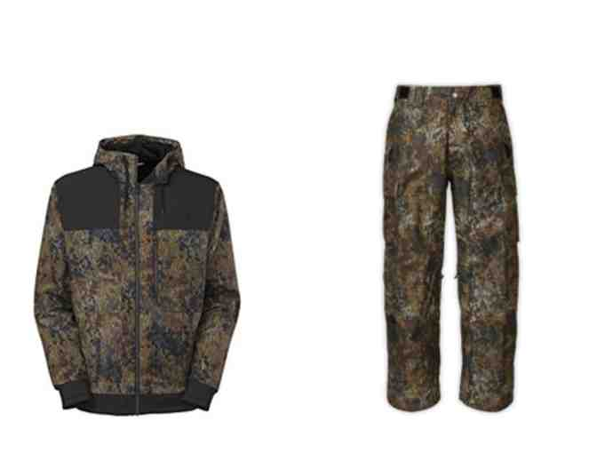 NorthFace Apex Sierra Park Snowboard Jacket and Pants
