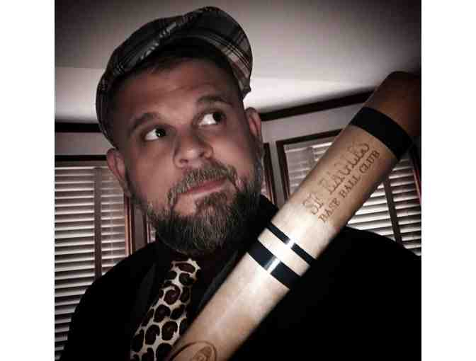Visit Birdman Bats for a Custom Bat & Visit to the Batting Cage with Dominic