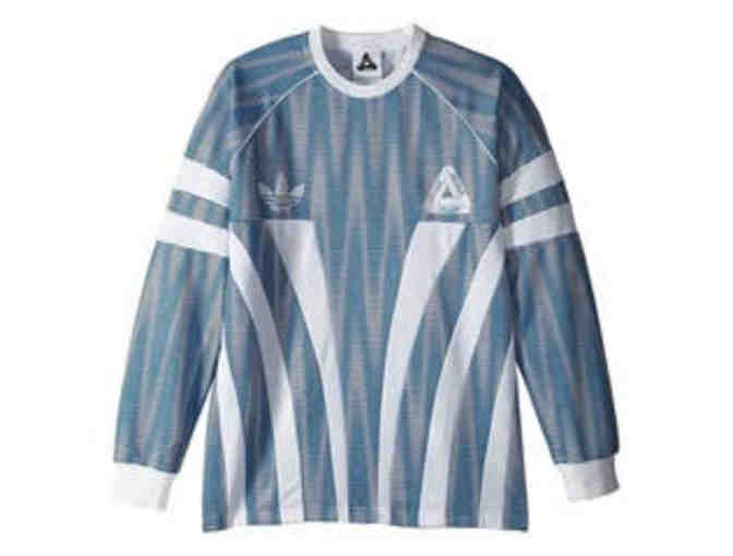 Adidas x Palace Goalie Jersey - Photo 1