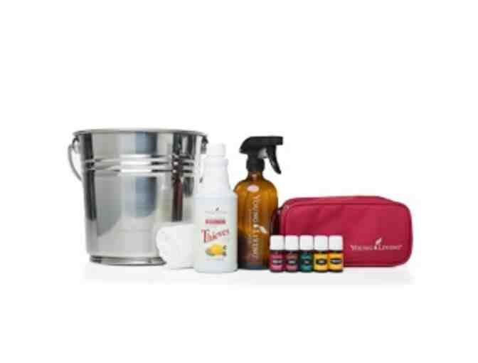 Young Living Thieves Chemical Free Cleaning Kit