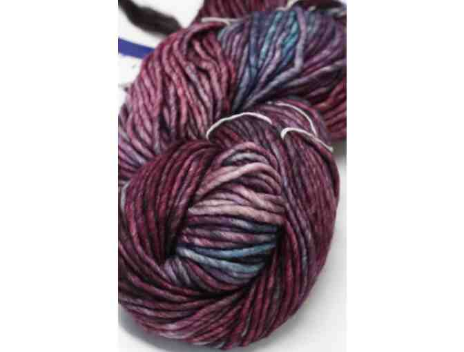 1 x Skein of Malabrigo Yarn - Lotus Color