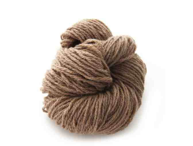 3 x Skeins of Camel Yarn by Jones & Vandermeer