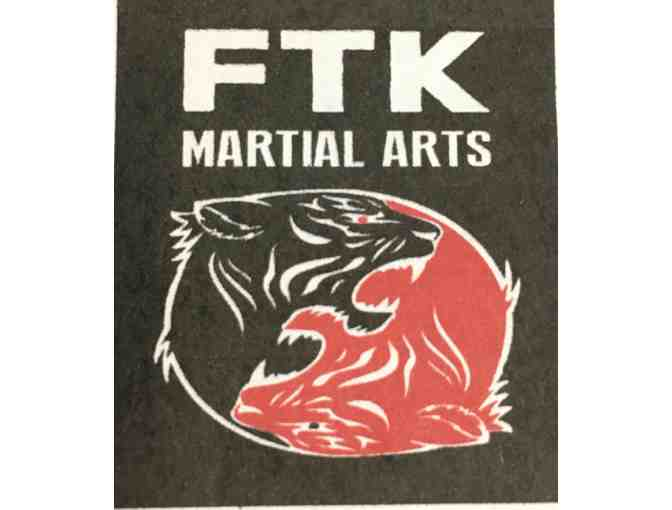 One Month of Karate Lessons at FTK Martial Arts