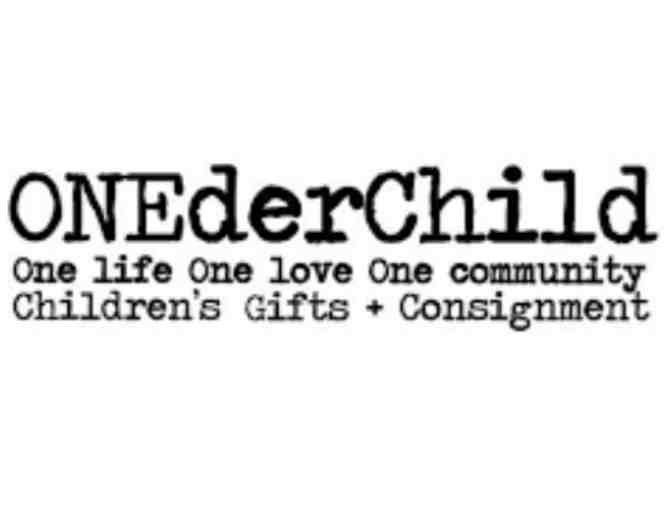 $50 Gift Certificate for ONEderChild, Children's Gifts - Photo 1