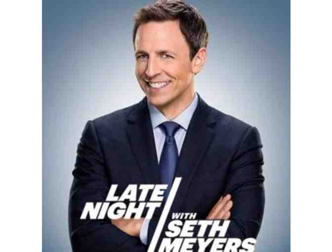VIP Tickets to Seth Meyers