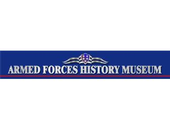 Armed Forces History Museum Family Four-Pack