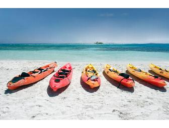 1/2 Day Kayak Rental