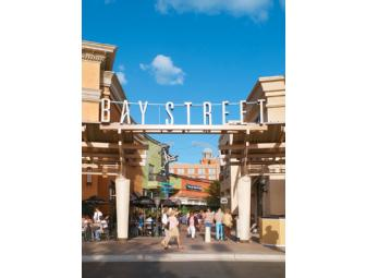$500 International Plaza & Bay Street Shopping Spree