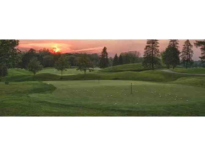 Dellwood Country Club - Golf for 4 with carts