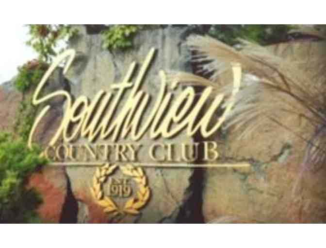 Southview Country Club - Golf for 4 with carts