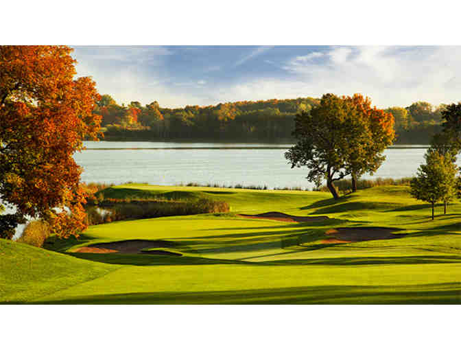 Hazeltine National - Play the Ryder Cup course!