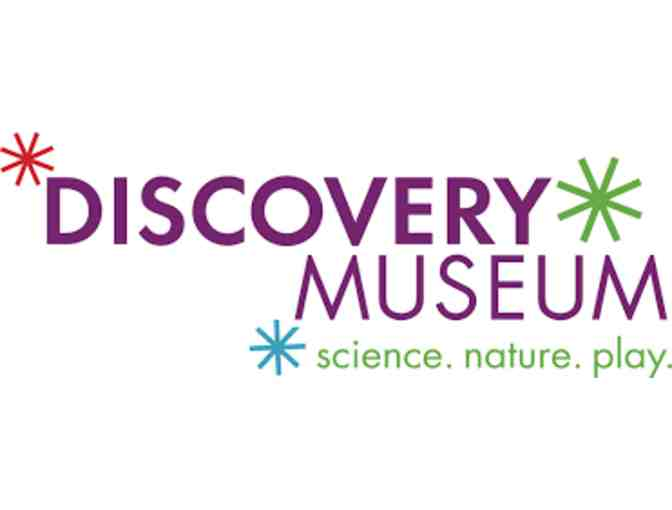 Discovery Museums - 4 Passes ($58 Value) - Photo 1