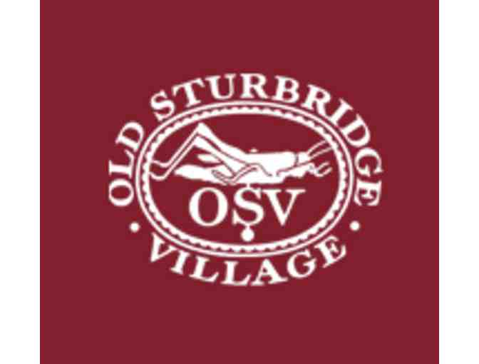 Old Sturbridge Village - Family Admission Pass ($84 Value) - Photo 1