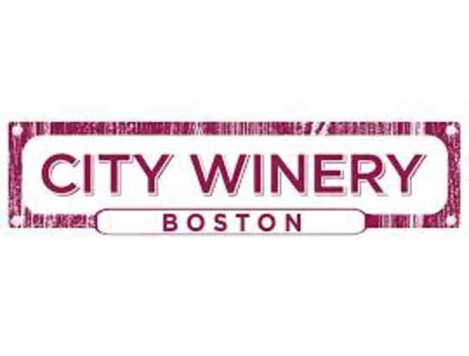 City Winery Boston -  2 VIP Tickets ($100 Value) - Photo 1