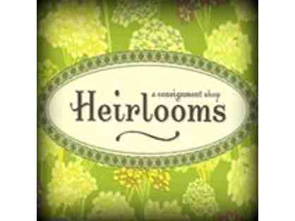 $50 Gift Card to Heirlooms