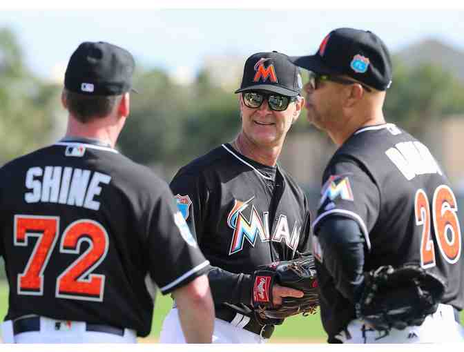 Miami Marlins 2018 Spring Training - Certificate for Four (4) Tickets - Photo 2