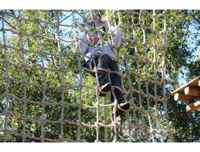 Orlando Tree Trek Adventure Park - Orlando, FL.  - Gift Card Good for Two (2) - Photo 3