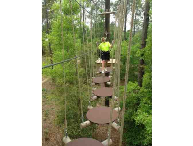 Orlando Tree Trek Adventure Park - Orlando, FL.  - Gift Card Good for Two (2) - Photo 2