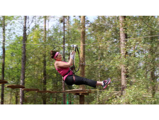 Orlando Tree Trek Adventure Park - Orlando, FL.  - Gift Card Good for Two (2) - Photo 1