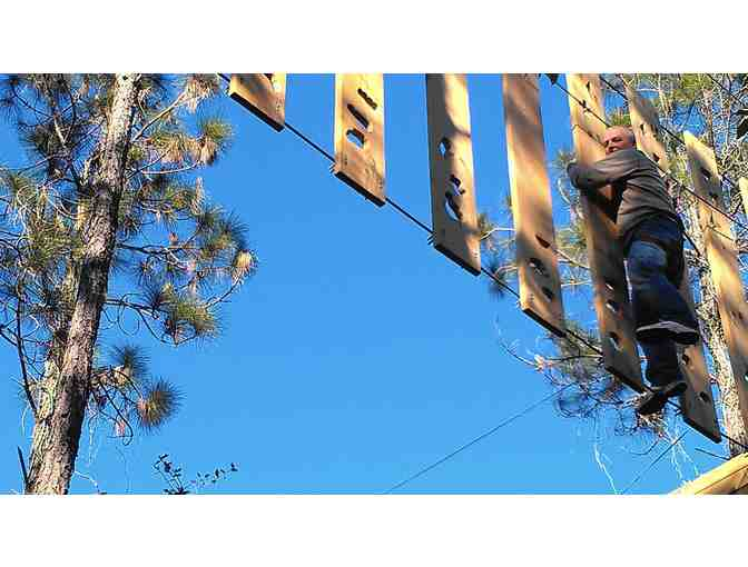 Orlando Tree Trek Adventure Park - Orlando, FL.  - Gift Card Good for Two (2) - Photo 5