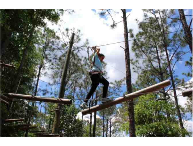 Orlando Tree Trek Adventure Park - Orlando, FL.  - Gift Card Good for Two (2) - Photo 4