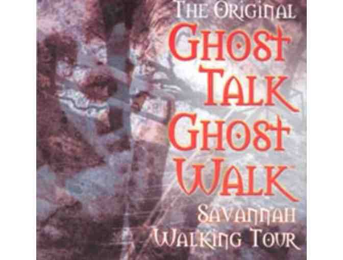 Ghost Talk Ghost Walk - Four (4) Tickets - Photo 1