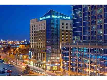 1 Night Stay at Hyatt Place Nashville Downtown