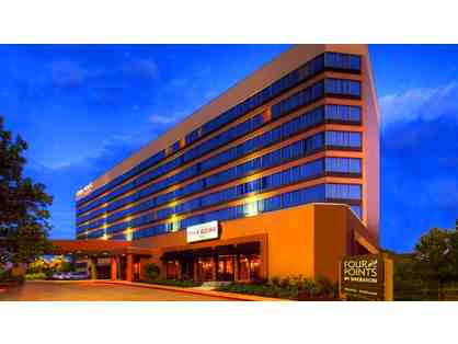 1 Night Stay and Breakfast for 2 at the Four Points by Sheraton Nashville - Brentwood