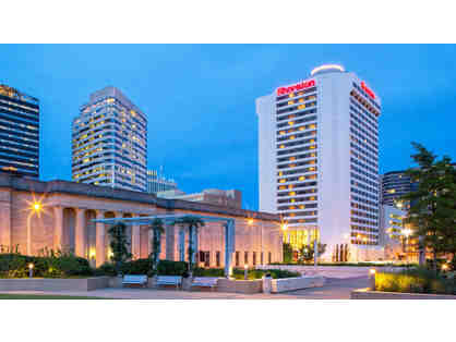 1 Night Stay and Breakfast for 2 at the Sheraton Nashville Downtown