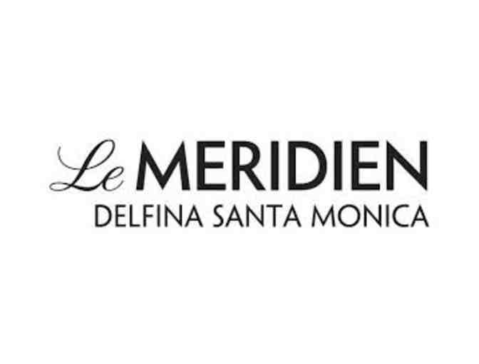 2 RT Tickets on American, Le Meridien Delfina 2 Nights & 5 days of parking at BNA Express Park
