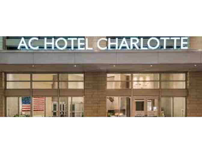 AC Hotel by Marriott Charlotte City Center (2-night stay) & 3 days of parking at BNA Express Park