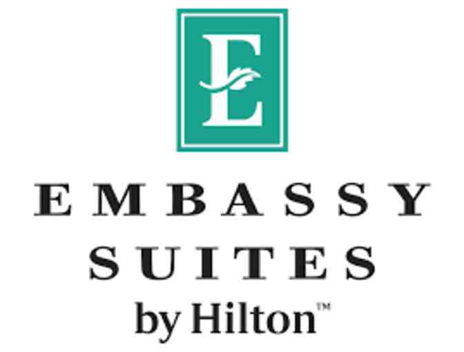 Embassy Suites Vanderbilt: One night complimentary stay
