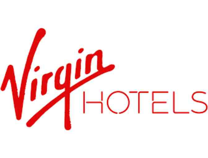 Virgin Hotels Nashville: One night in Chamber Suite, Parking, Breakfast, & Rooftop Cocktail for 2