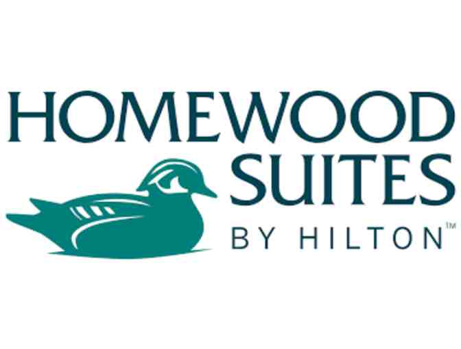 Enjoy a weekend at the Homewood Suites Nashville Airport plus dinner at Darfon's!