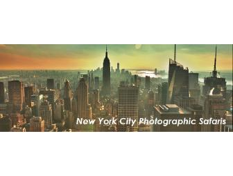 TOUR NYC - Private Photographic Safari tour for up to 5 - New York