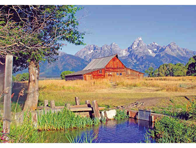 Eight Day Northern National Parks Tour for Two - Utah & Wyoming