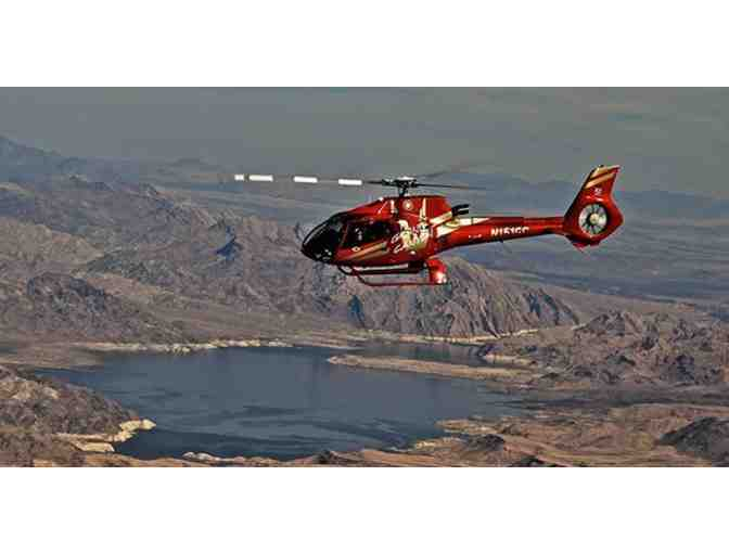 Helicopter Tour of the Grand Canyon for Two - AZ and NV