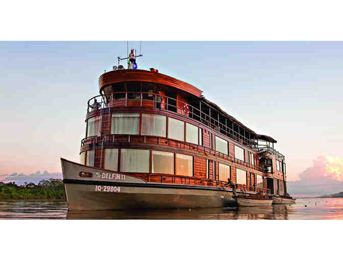 Four Day Luxury Cruise in the Peruvian Upper Amazon on the Delfin II with Airfare  - Peru