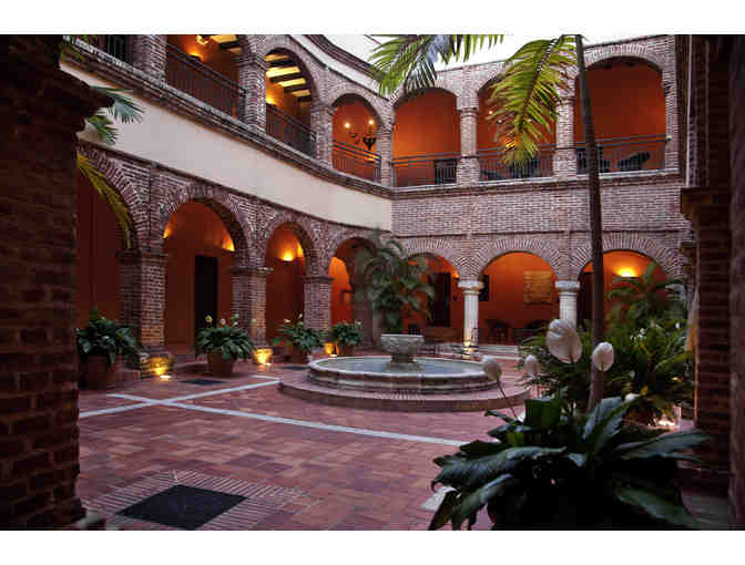 Three Night Stay for Two at Hostal Nicolas de Ovando- Dominican Republic