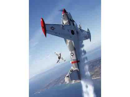 Top Gun Experience for One Person as a Fighter Pilot for a Day in a Military Aircraft