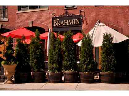 The Brahmin American Cuisine & Cocktails - Private Party for 10, BOSTON
