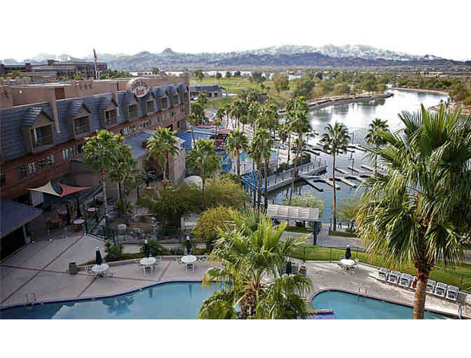 Two Night Stay at the London Bridge Resort - Lake Havasu City, AZ