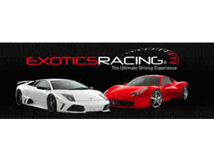 Exotics Racing - Driving Experience of a Lifetime!