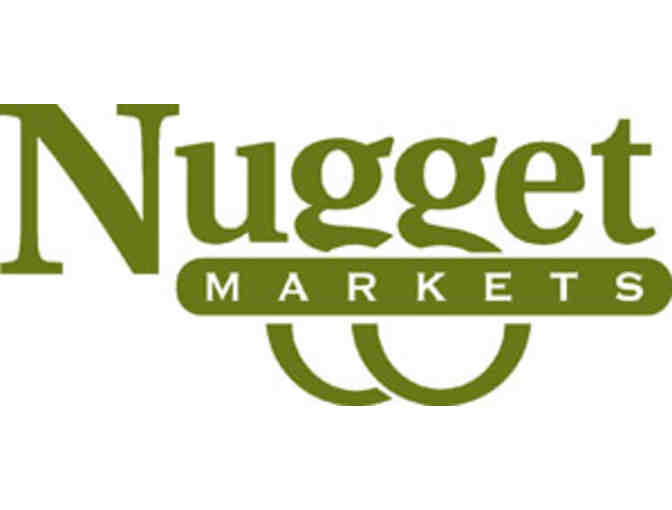 $100 Gift Card to Nugget Markets - Photo 1
