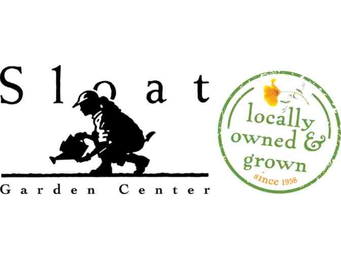 $25 Gift Card to Sloat Garden Center - Photo 1