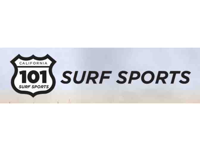 101 Surf Sports: 4 Person All Day SUP Rental - Photo 1