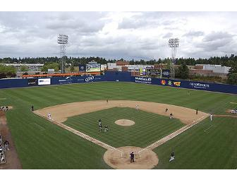 Tacoma Rainiers Baseball Tickets at the Summit Club
