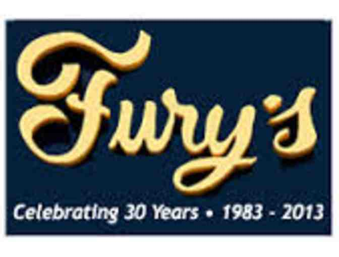 $25 Gift Card to Brightsen's and Fury's