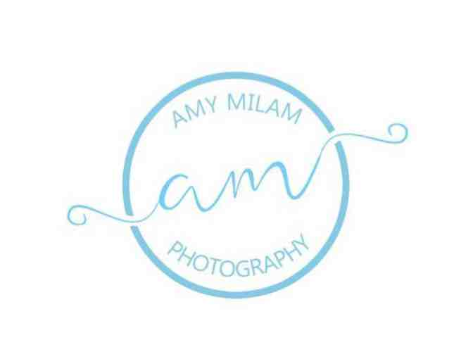 $250 Towards any Portrait Session or Product at Amy Milam Photography
