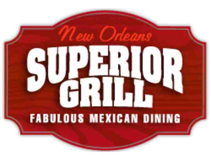 $100 Gift Card for Superior Grill